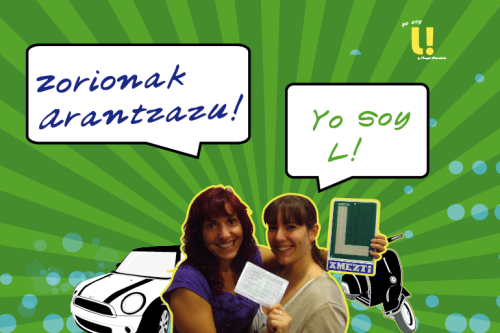 Entrevista Lucia y Arantza