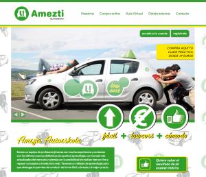 Accede a nuestra web para comprar clases prácticas